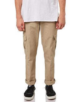 DESERT SAND MENS CLOTHING DICKIES PANTS - WP594DS