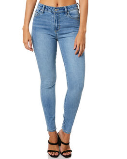 GLACIER FADE WOMENS CLOTHING RIDERS BY LEE JEANS - R-551729-MR9
