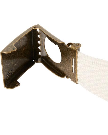 OATMEAL FALCON MENS ACCESSORIES RUSTY BELTS - BEM0148OAF