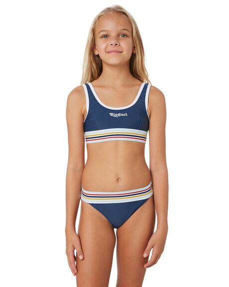 BLUE KIDS GIRLS RIP CURL SWIMWEAR - JSIDV10070