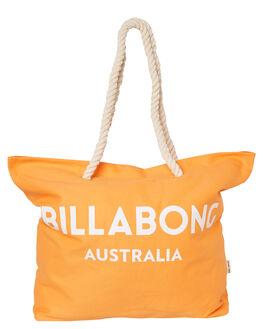 SUN ORANGE WOMENS ACCESSORIES BILLABONG BAGS + BACKPACKS - 6691102JSUN
