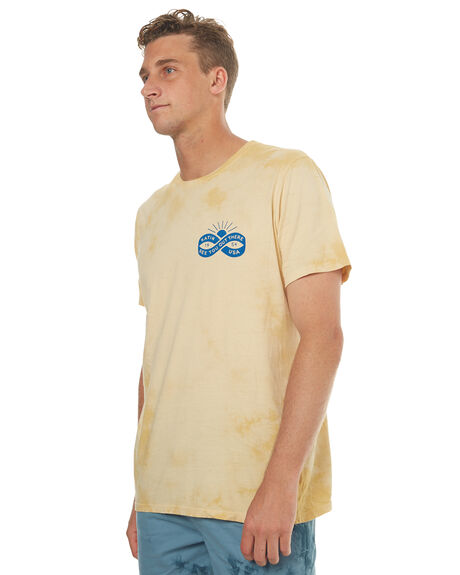 BEIGE CLOUD MENS CLOTHING KATIN TEES - TSINFS17BICLO