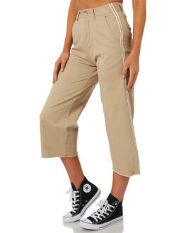 DARK KHAKI WOMENS CLOTHING ELEMENT PANTS - 283241DKHA
