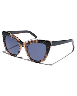 COOKIES AND CREAM WOMENS ACCESSORIES PARED EYEWEAR SUNGLASSES - PE1201COCOCR