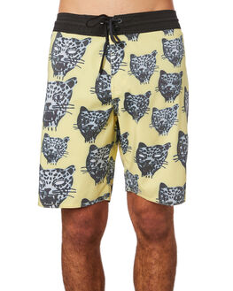 LIME MENS CLOTHING VOLCOM BOARDSHORTS - A0811901LIM