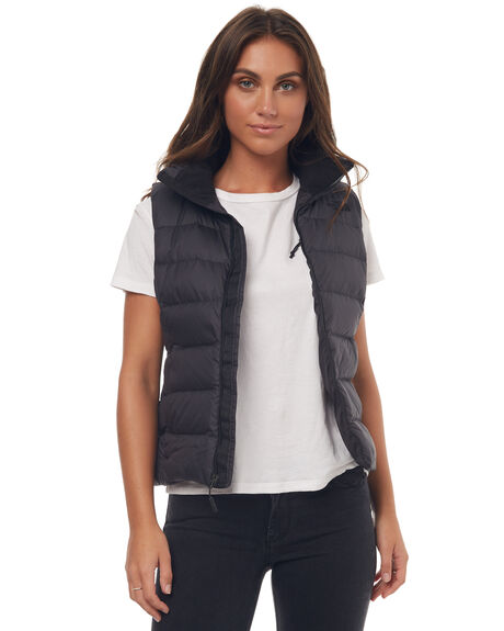aae2093733 The North Face W Nuptse Vest - Black