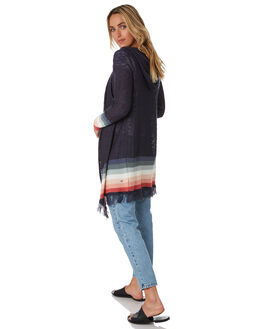 NAVY WOMENS CLOTHING RIP CURL KNITS + CARDIGANS - GSWHF10049