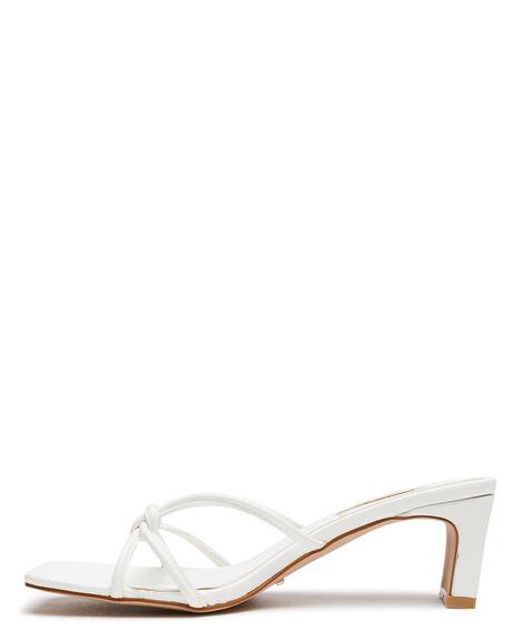 WHITE WOMENS FOOTWEAR BILLINI HEELS - H1506WHT