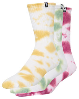 MULTI MENS CLOTHING MISFIT SOCKS + UNDERWEAR - MT792010MULT