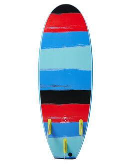 COOL BLUE BOARDSPORTS SURF CATCH SURF SOFTBOARDS - ODY50-TCBLU