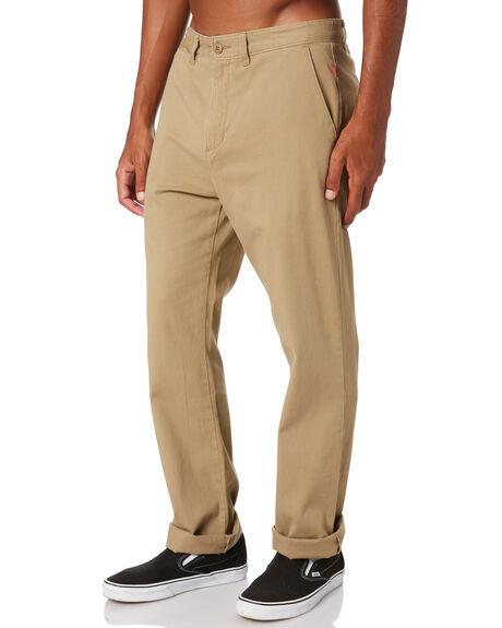 STONE MENS CLOTHING GLOBE PANTS - GB02036000STNE
