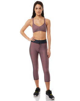 RUM RAISIN WOMENS CLOTHING THE UPSIDE ACTIVEWEAR - UPL1639RMRSN