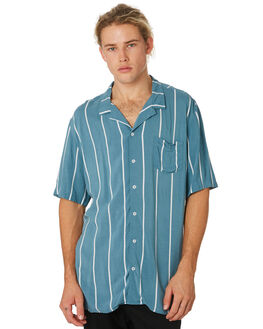 OCEAN MILK MENS CLOTHING ZANEROBE SHIRTS - 304-WORD-OCNMK
