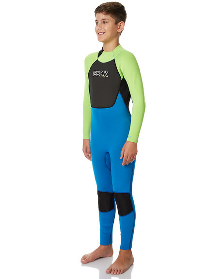 BLUE BOARDSPORTS SURF PEAK BOYS - PK626J0070