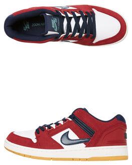 TEAM RED MENS FOOTWEAR NIKE SKATE SHOES - AO0300-600