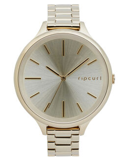 GOLD WOMENS ACCESSORIES RIP CURL WATCHES - A3075G0146