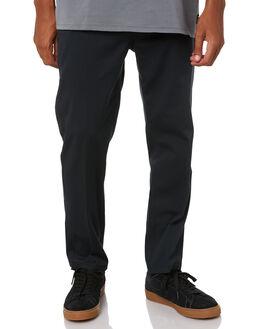 BLACK MENS CLOTHING HURLEY PANTS - BV1694010