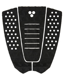 BLACK BOARDSPORTS SURF GORILLA TAILPADS - 27746BLK