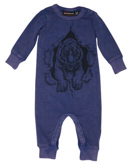 INDIGO BLUE KIDS BABY ROCK YOUR BABY CLOTHING - BBB1816-BTINDBL
