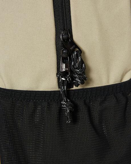 KHAKI MENS ACCESSORIES HUF BAGS + BACKPACKS - AC00449-KHKI