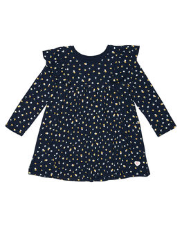 ISLA PRINT KIDS TODDLER GIRLS EVES SISTER DRESSES - 8010052ISLA