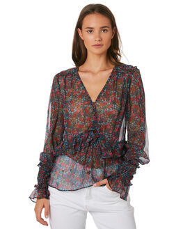 WILDFLOWER PRAIRI WOMENS CLOTHING STEVIE MAY FASHION TOPS - SL190601TWILDFL