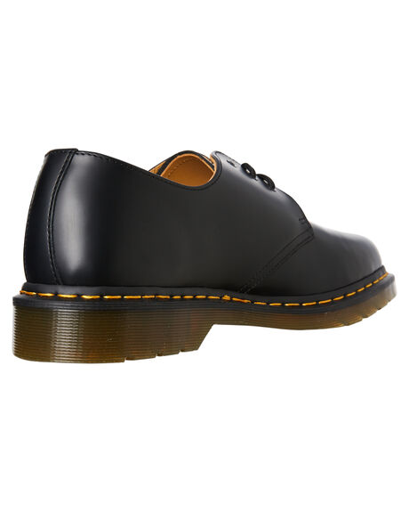 BLACK MENS FOOTWEAR DR. MARTENS FASHION SHOES - SS11838002BLKM