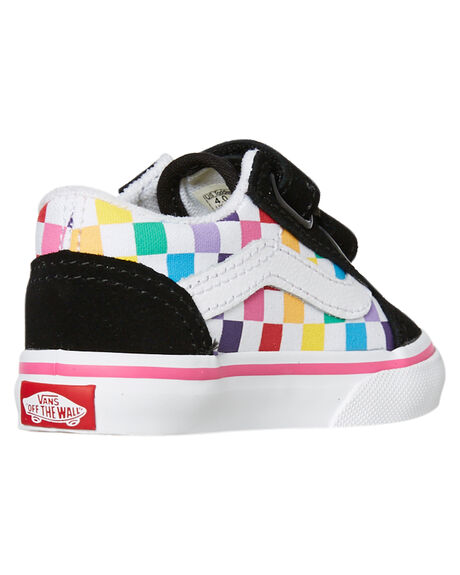 RAINBOW KIDS GIRLS VANS FOOTWEAR - VNA38JNU09