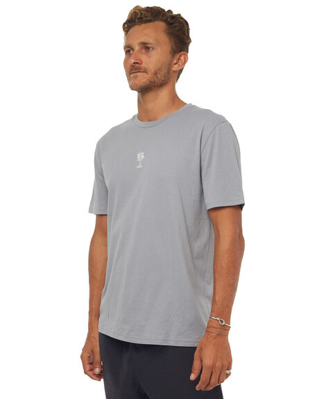 STONE BLUE MENS CLOTHING RHYTHM TEES - JAN18M-CT08BLU