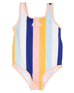 LIGHT PINK KIDS GIRLS RIP CURL SWIMWEAR - FSICG11764