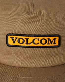 MILITARY MENS ACCESSORIES VOLCOM HEADWEAR - D5511914MIL