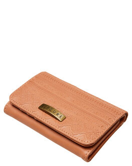 DUSTY ROSE WOMENS ACCESSORIES RIP CURL PURSES + WALLETS - LWUIO10577