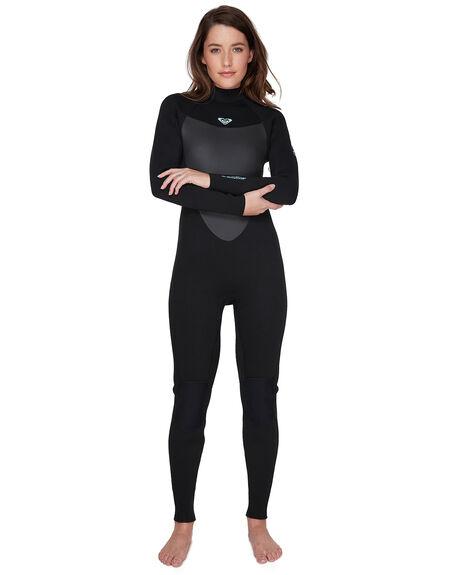 BLACK BOARDSPORTS SURF ROXY WOMENS - ERJW103039KVJ0