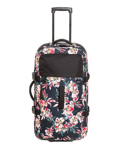 ANTHRACITE WOMENS ACCESSORIES ROXY BAGS + BACKPACKS - ERJBL03209-XKMR