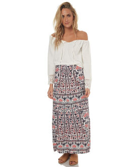 MARSHMELLOW WOMENS CLOTHING ROXY FASHION TOPS - ERJKT03341WBT0