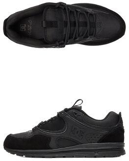 BLACK/BLACK/BLACK MENS FOOTWEAR DC SHOES SNEAKERS - ADYS100291-3BK