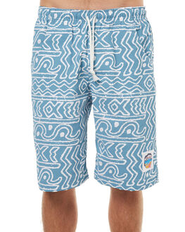 STEEL MENS CLOTHING OKANUI BOARDSHORTS - BORFST