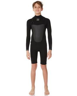 BLACK BOARDSPORTS SURF BILLABONG BOYS - 8761416BLK