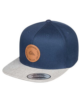 BLUE NIGHTS MENS ACCESSORIES QUIKSILVER HEADWEAR - AQYHA04311-BST0