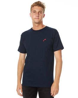 NAVY MENS CLOTHING PASS PORT TEES - WINENVY
