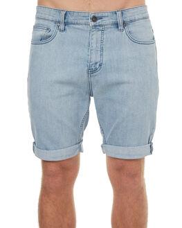 WASHED BLUE MENS CLOTHING BILLABONG SHORTS - 9572710WSB