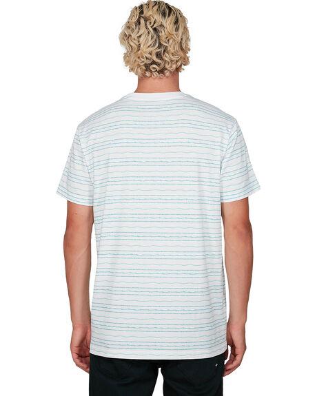 WHITE MENS CLOTHING BILLABONG TEES - BB-9504023-WHT