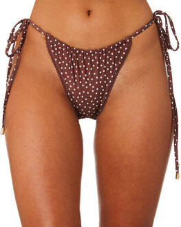 FRECKLE WOMENS SWIMWEAR PEONY SWIMWEAR BIKINI BOTTOMS - RE18-19-FRE