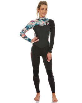 BLACK SURF WETSUITS ROXY STEAMERS - ERJW103031KVA0