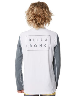 WHITE SURF RASHVESTS BILLABONG BOYS - 8772025WHT
