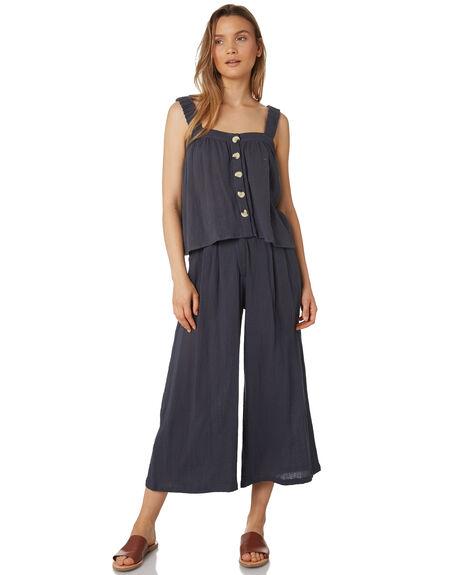 CHARCOAL WOMENS CLOTHING THE BARE ROAD PANTS - 991041-4CHA