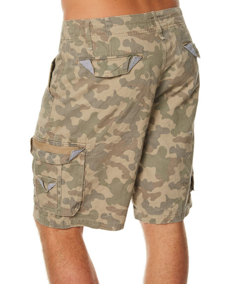 CAMO MENS CLOTHING RIP CURL SHORTS - CWAIZ10226