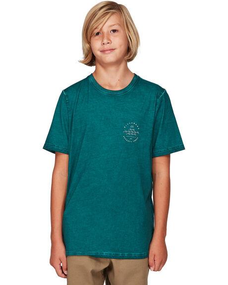 EMERALD KIDS BOYS BILLABONG TOPS - BB-8592001-EME