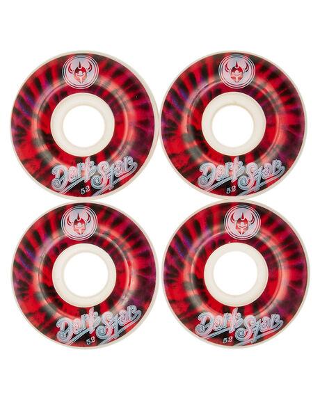 RED BOARDSPORTS SKATE DARKSTAR ACCESSORIES - 10112344RED