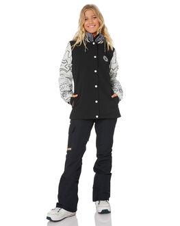 BLACK BOARDSPORTS SNOW DC SHOES WOMENS - EDJTJ03034KVJ0